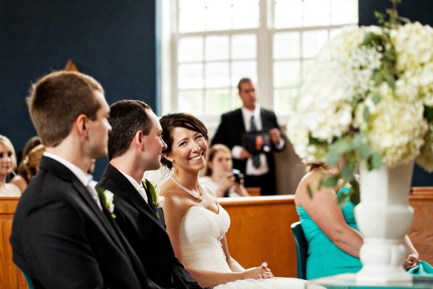 STU Chapel Wedding
