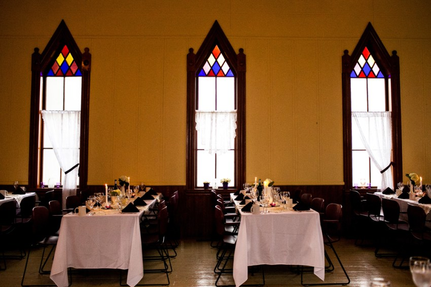 Bath Meeting House Wedding New Brunswick