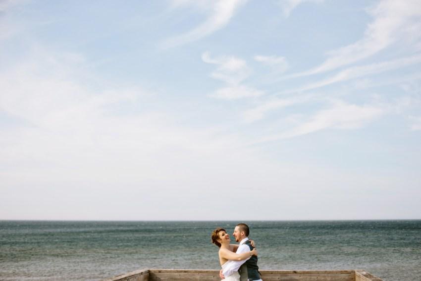Cavendish Beach Wedding Photography