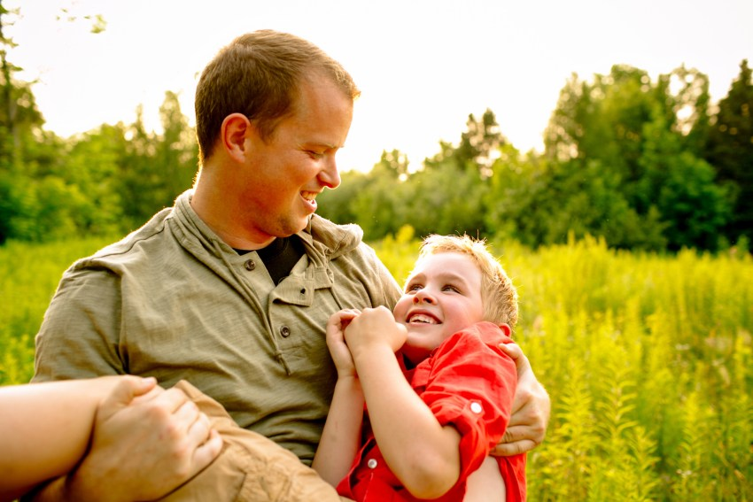 Family Photography Fredericton NB