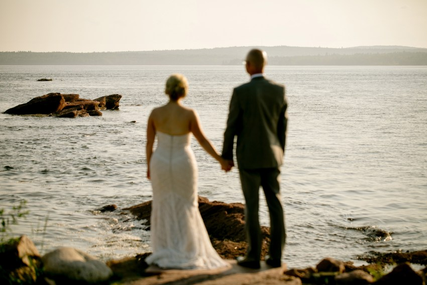 St Andrews by the Sea Wedding