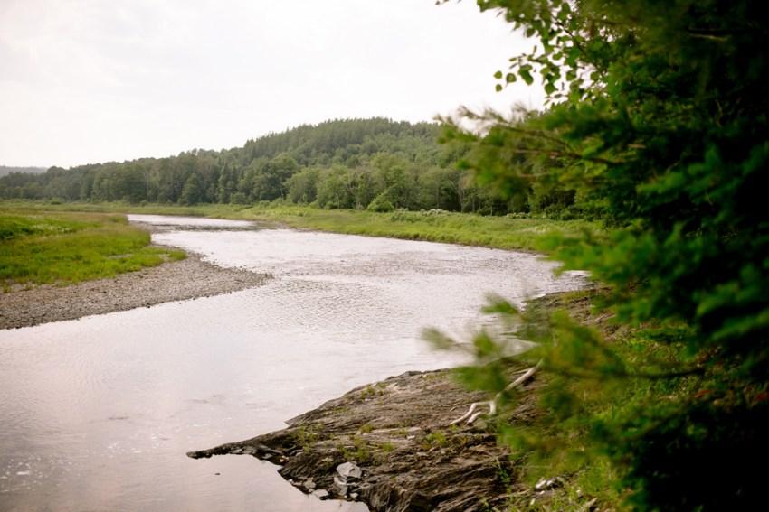 Meduxnekeag River Valley New Brunswick