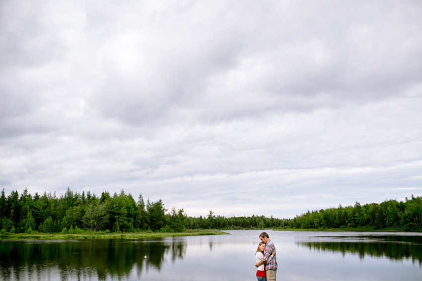 Irishtown Nature Park Engagement Photography