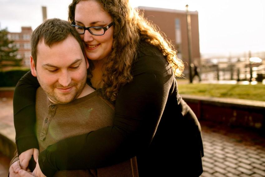 December Engagement Shoots Kandise Brown