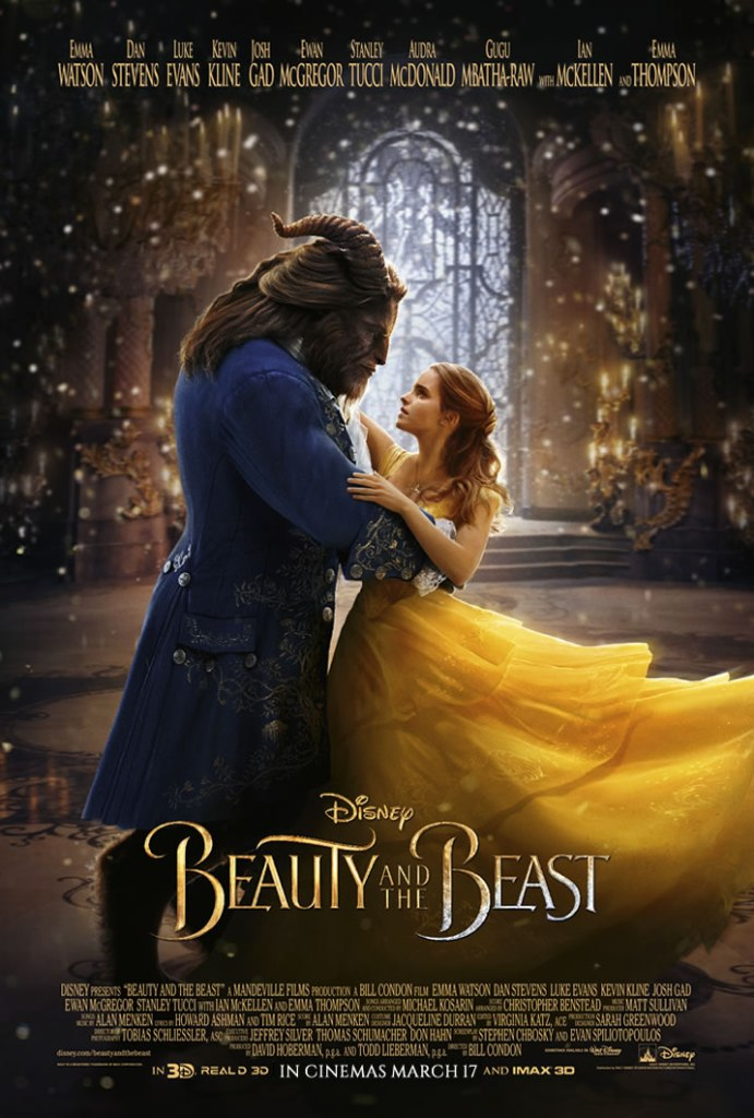 OfficialDisneyposterBeautyBeast