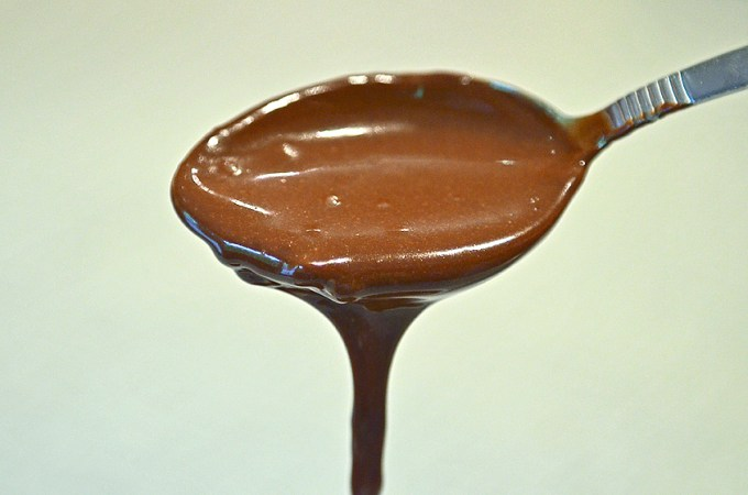 Homemade Chocolate Fudge Sauce