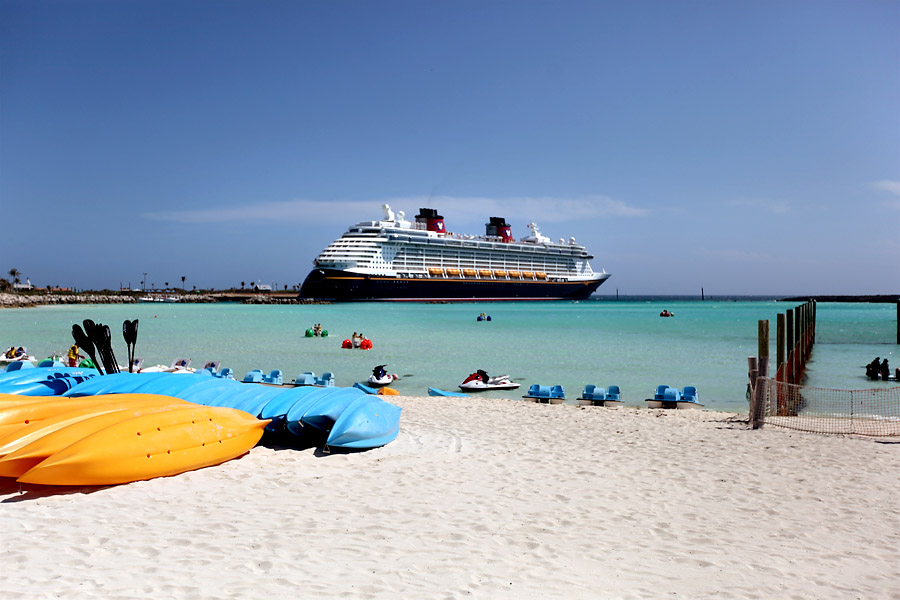 Disney Fantasy at Castaway