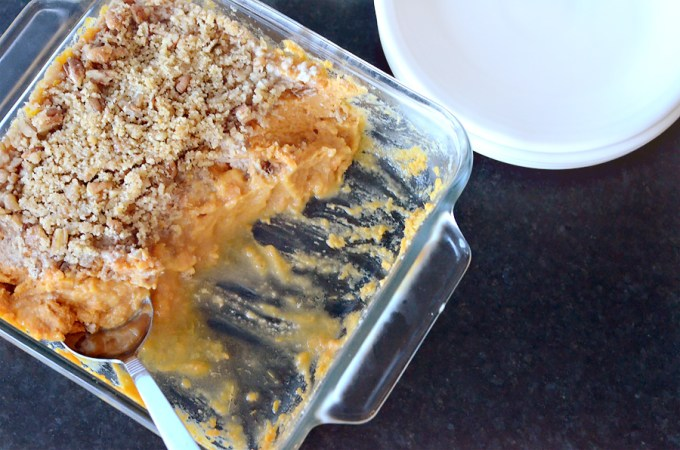 Perfect Praline Sweet Potato Casserole Recipe