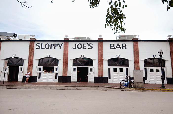 Duval Street - Sloppy Joes Bar