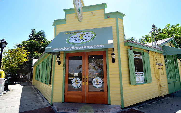 Kermit's Key Lime Shoppe