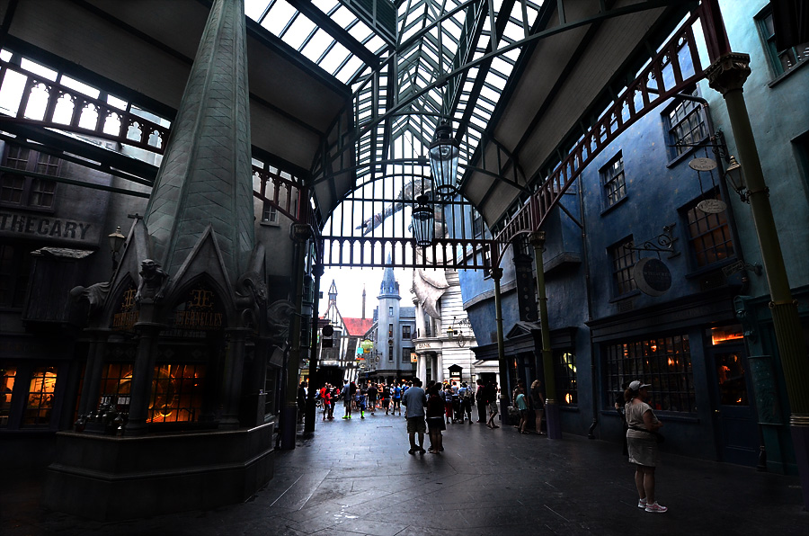 Diagon Alley Shade
