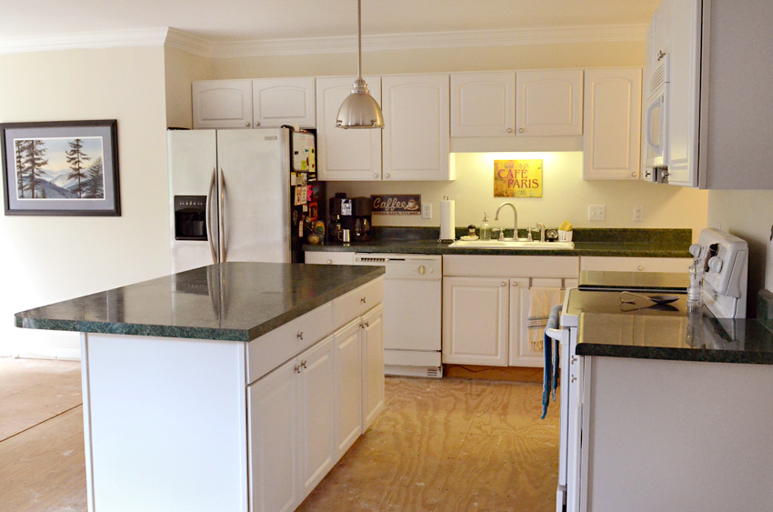 Kitchen Remodel - Demo & Install