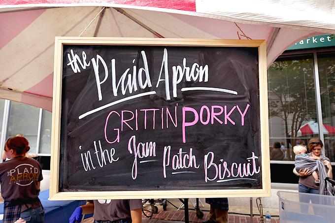 2015 International Biscuit Fest The Plaid Apron Grittin Porky
