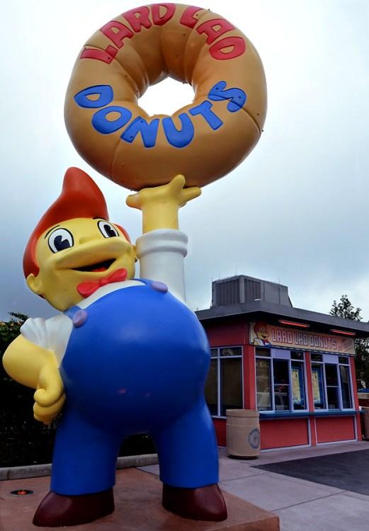 Universal Studios Lard Lad Donuts