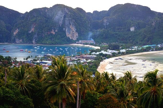 K&R Asian Adventure: Ko Phi Phi Don