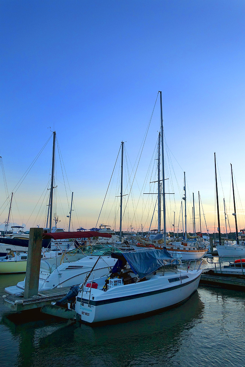 Beaufort-South-Carolina-Riverwalk-Sunset-03
