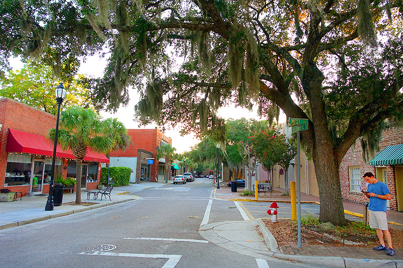 Beaufort-South-Carolina-West-Street
