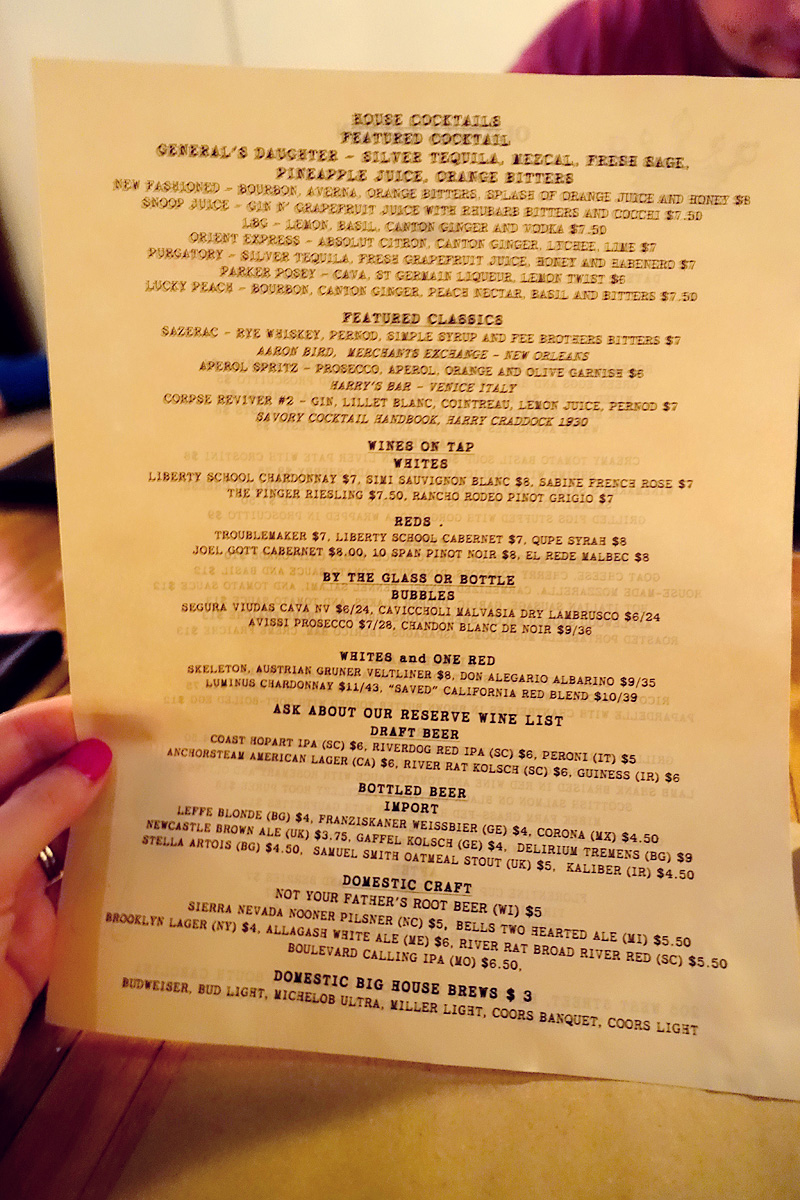 Old-Bull-Tavern-Drink-Menu