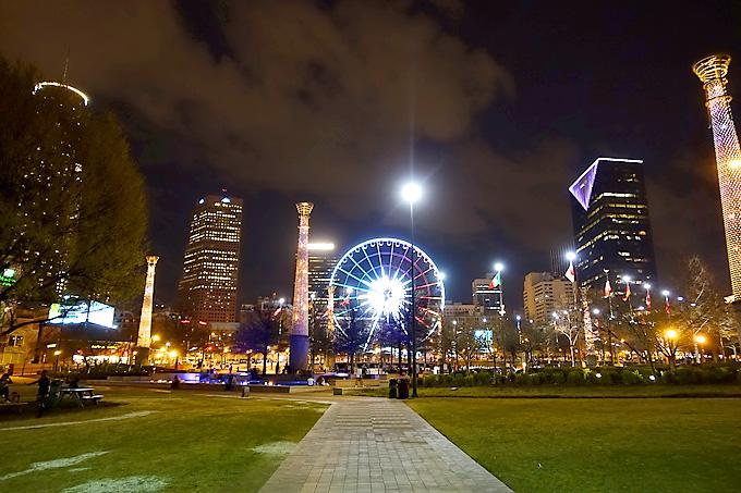 Centennial-Park-Atlanta-Georgia