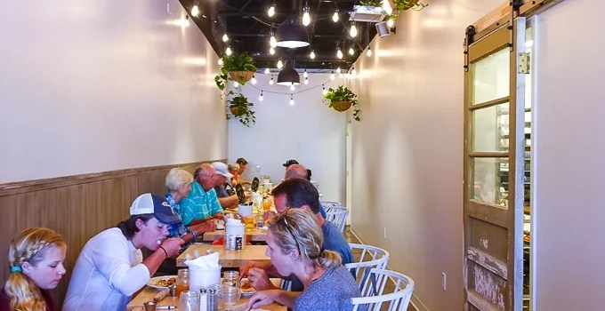 Knoxville Eats: Knoxville Farmacy