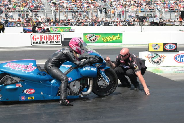 ZMax 4 Wide Drag Races in Charlotte, NC & the Kandy Racing Team