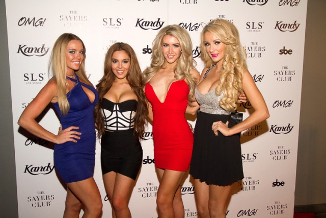 Kandy's Heels & Horsepower Gala at The Sayers Club – SLS Las Vegas