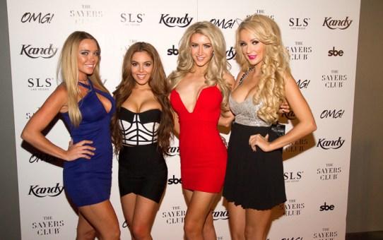 Kandy's Heels & Horsepower Gala at The Sayers Club - SLS Las Vegas