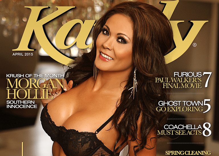 Jennifer Irene Kandy Magazine