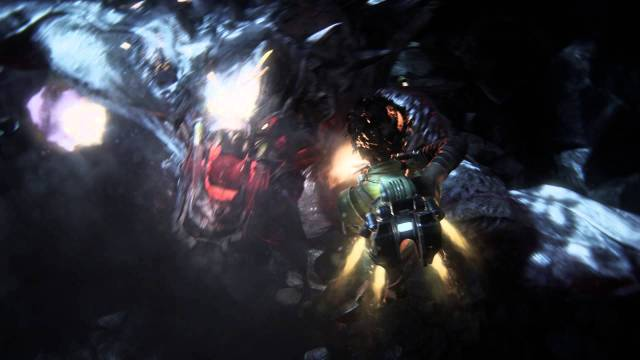 EVOLVE Game Trailer