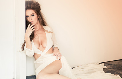 Leanna Decker Kandy Mag topless