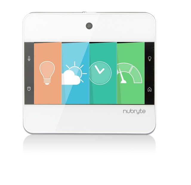NuBryte – the Center of your Smart Home – CES 2017