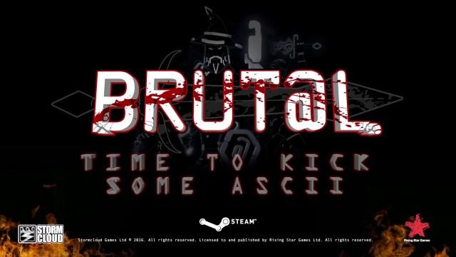 BRUTAL Map Editor Trailer