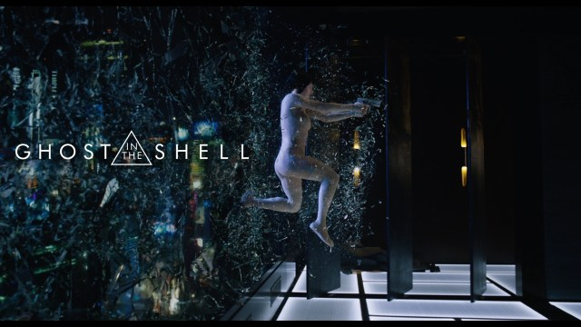 Ghost in the Shell Big Game Spot