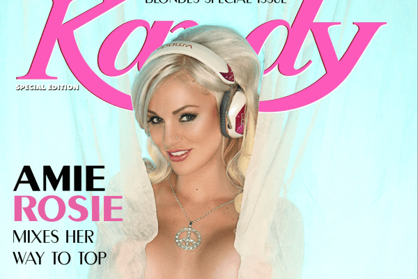 DJ Amie Rose Kandy cover