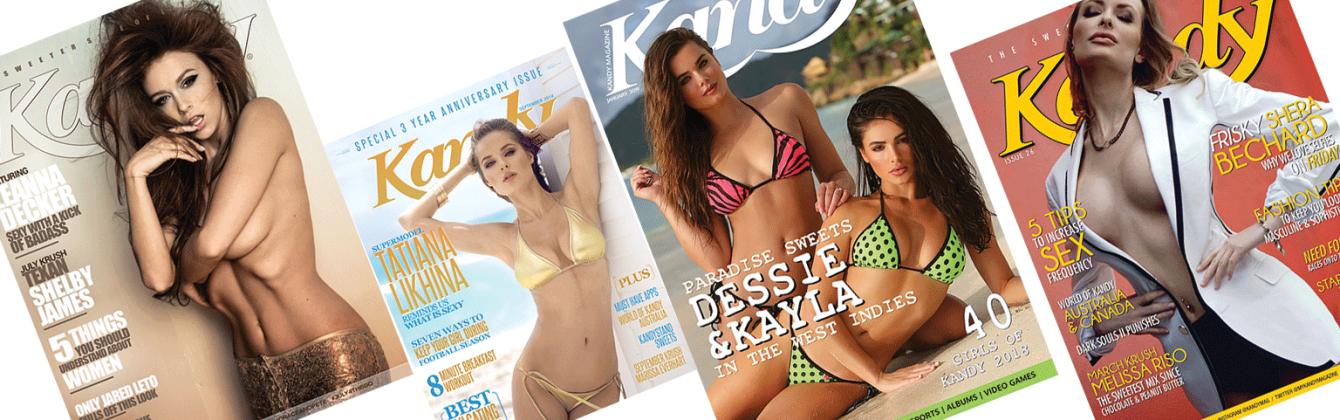 Kandy Magazine Leanna Decker
