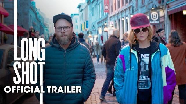 Long Shot Official Trailer