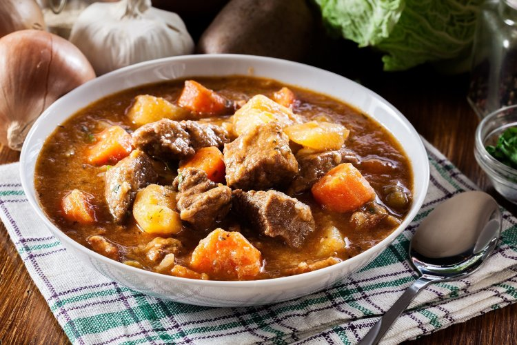 Kandy beef stew recipe