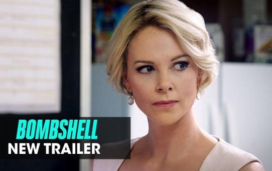 BOMBSHELL New Trailer