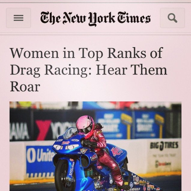NY Times Press Coverage