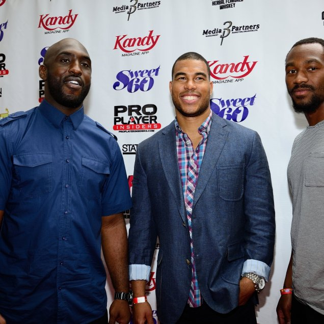 NFL Players Kandy W Hollywood