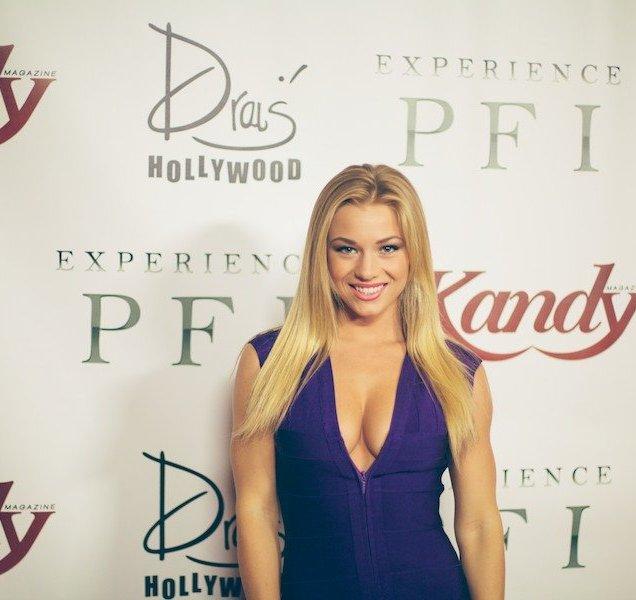 Playboy Playmate Nikki Leigh