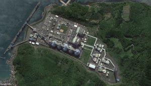 舞鶴発電所新設工事のうち主要建築工事