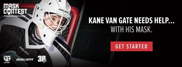 Kane Van Gate's Mask Contest - Kane Van Gate