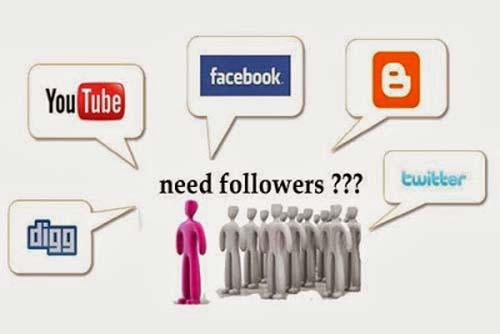 follower sosial media
