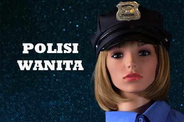 polisi wanita cantik