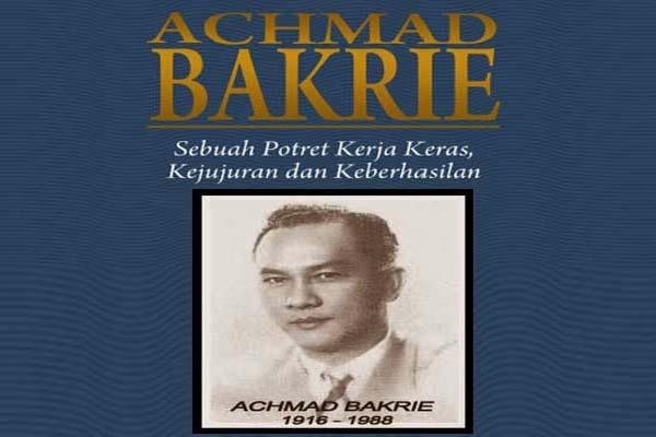 Bisnis Achmad Bakrie