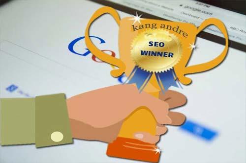 pemenang kontes seo