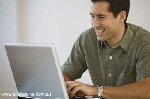 senyum blogger