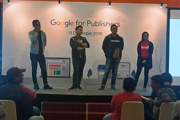 google publisher Indonesia
