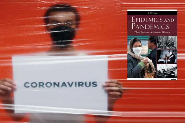 wabah epidemik corona